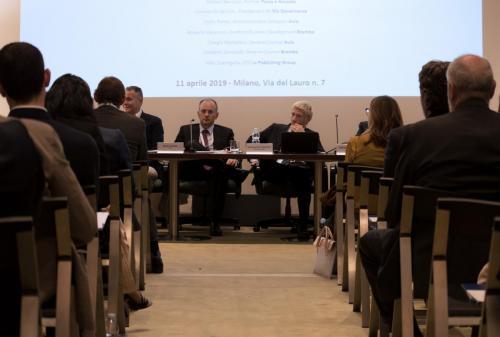 My Governance e Pavia e Ansaldo